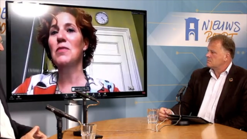 Kathalijne Buitenweg in gesprek met Frits Bussemaker over de Digitale Slagkracht