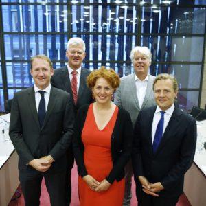 Rondetafelgesprek van de tijdelijke commissie Digitale toekomst (TCDT
