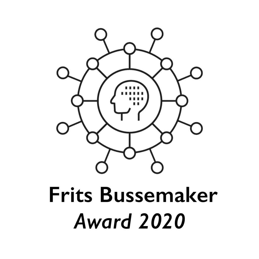 Frits Bussemaker Award 2020